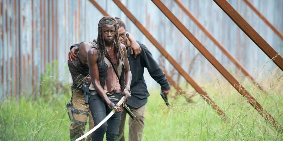 """""""The Walking Dead"""": Este personaje no aparecerá en la octava temporada de la serie"""