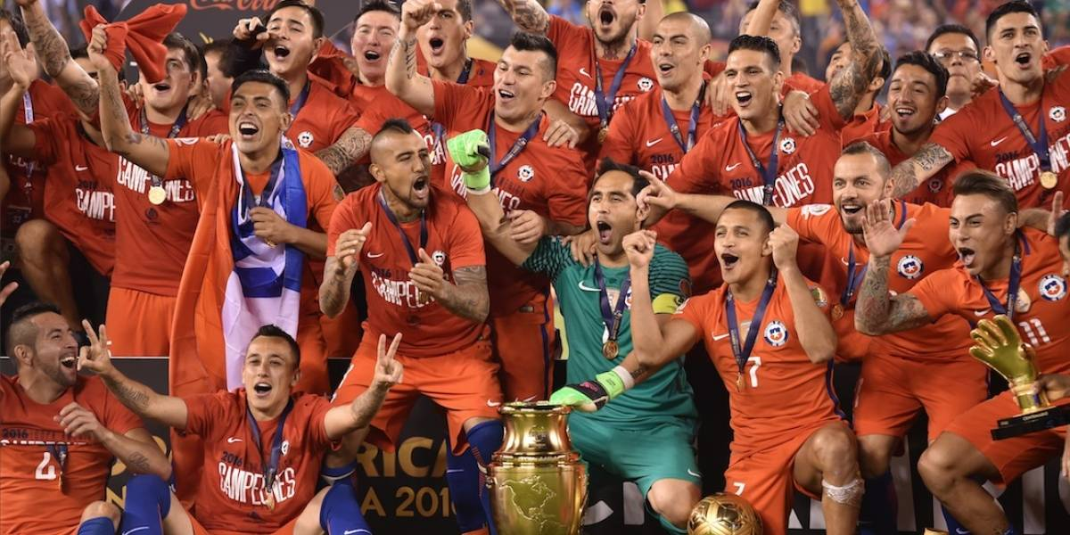 Canal deportivo internacional subastará históricaCopa América Centenario