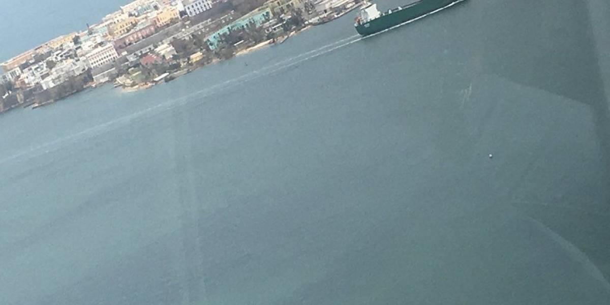 Rescatan barcaza a la deriva por Salinas