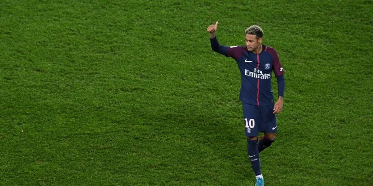 El sueldo de Neymar en el PSG superaría los 3 millones de euros mensuales