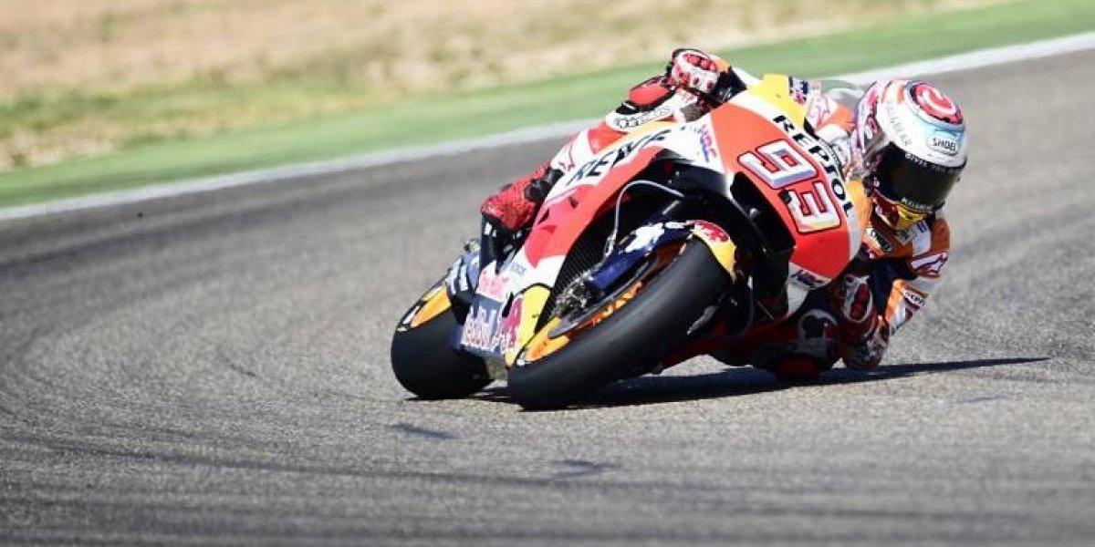 Marc Márquez gana en Aragón y dio un paso clave rumbo al título del Moto GP