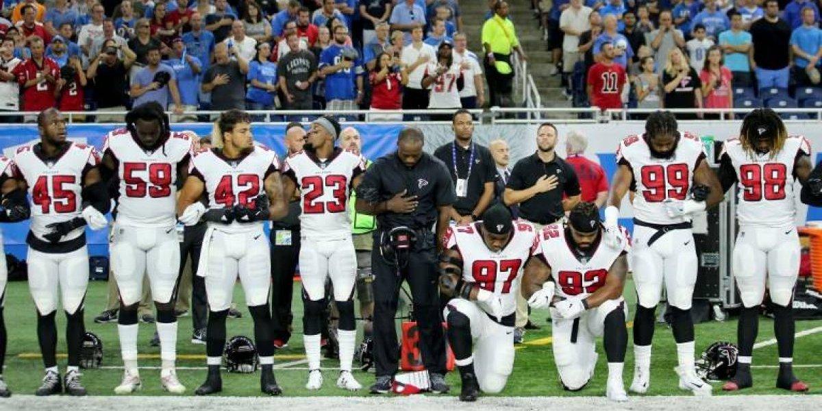 La NFL le declaró la guerra a Trump con protestas contra el racismo