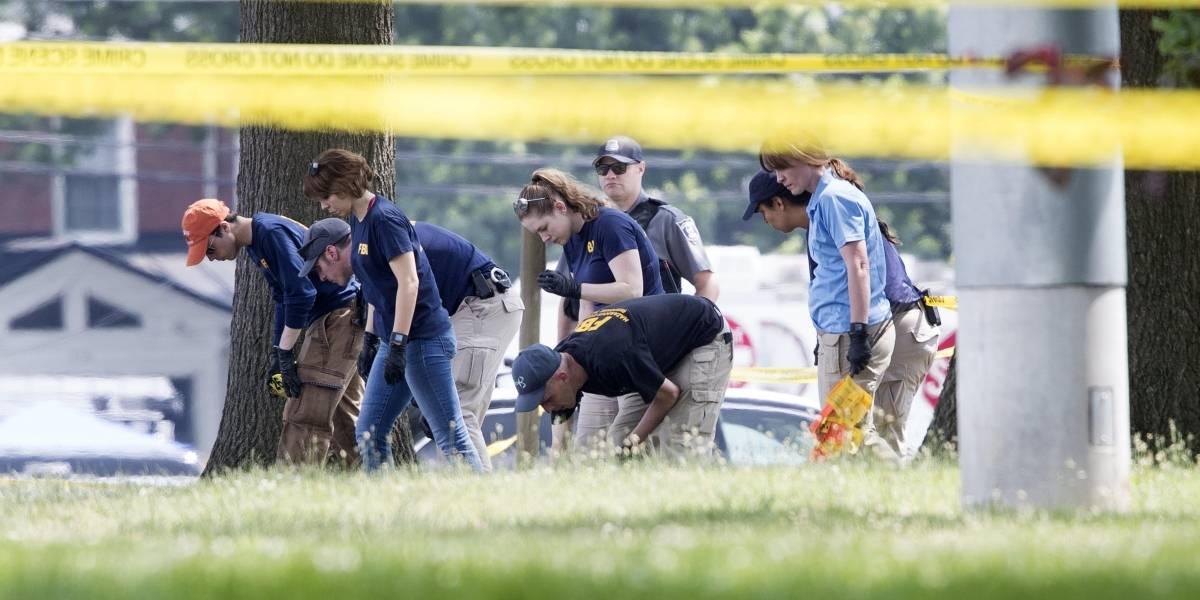 Un muerto y siete heridos tras tiroteo en iglesia en EEUU