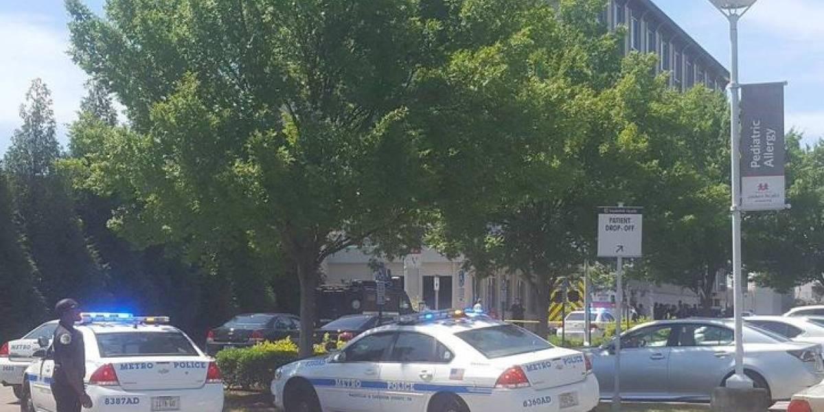 Ataque en iglesia de Nashville, Estados Unidos