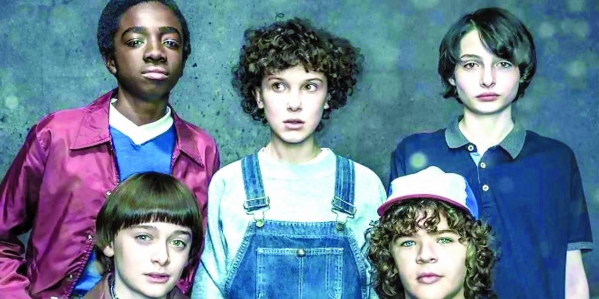 Stranger Things: confira os testes de elenco dos principais atores da série