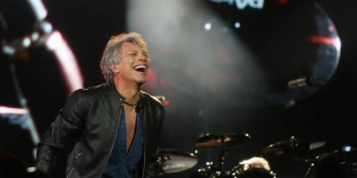 Bon Jovi anuncia mais 3 shows no Brasil, além do Rock in Rio