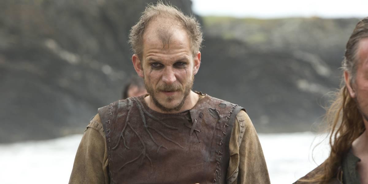 """Vikingos"": Revelan las primeras imágenes de ""Floki"" en la quinta temporada"