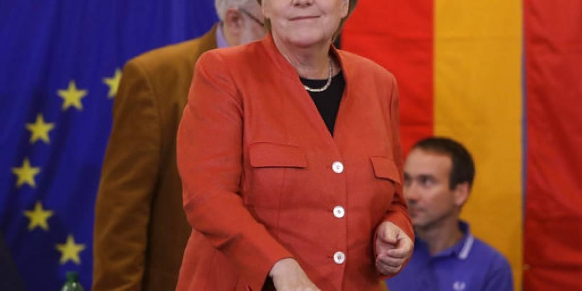 Merkel dice que tiene mandato para formar nuevo gobierno