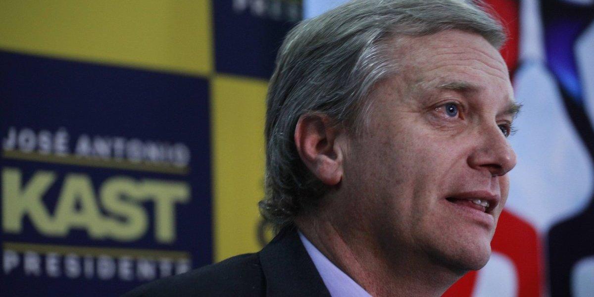 """J.A Kast asegura que si fuese presidente """"decretaría la ayuda de la FF.AA en La Araucanía"""""""