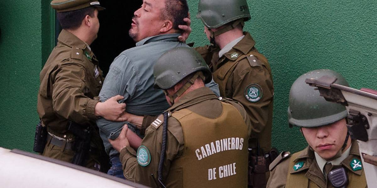 """""""Operación Huracán"""": formalizarían por Ley Antiterrorista a los ocho detenidos"""