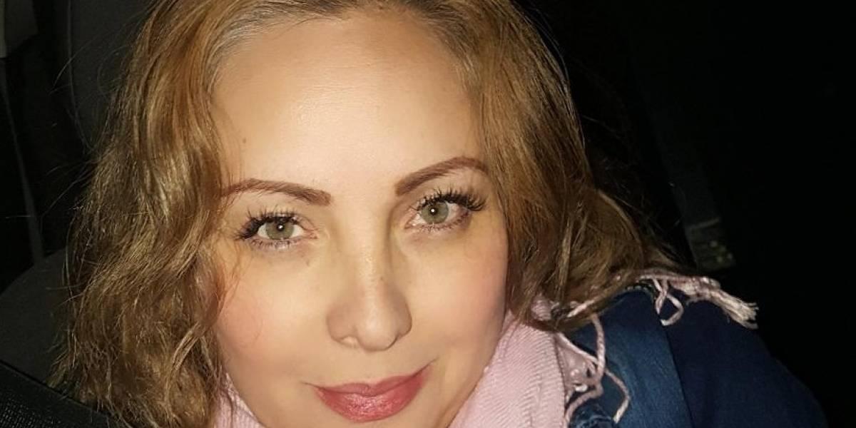 Ana Victoria Beltrán estuvo a punto de morir después de tener a su bebé