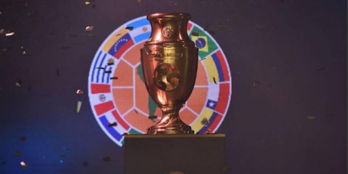 Univisión subasta trofeo de la Copa América Centenario