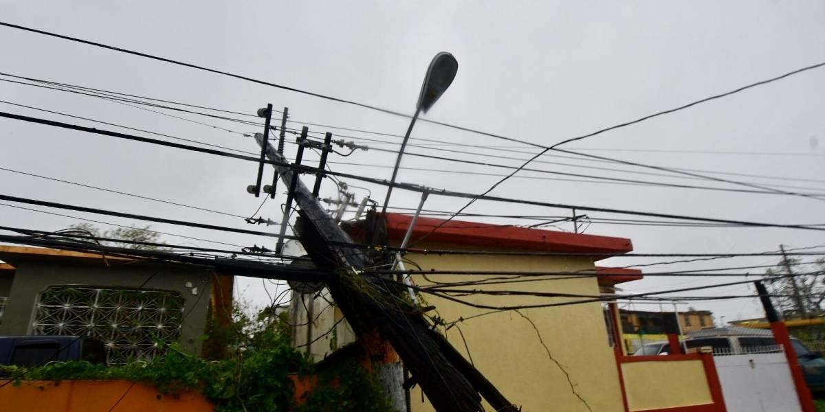 P. Rico tardará en restablecer suministro eléctrico; Trump ni sus luces