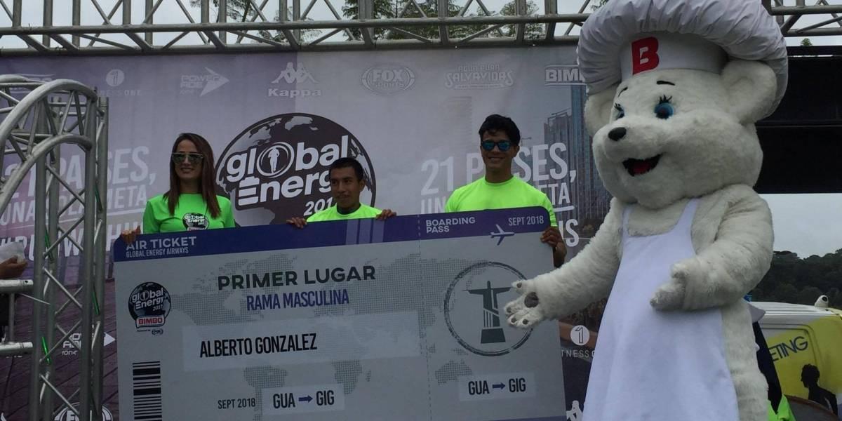 González y Bolaños sellan su boleto para correr en Rio de Janeiro, Brasil
