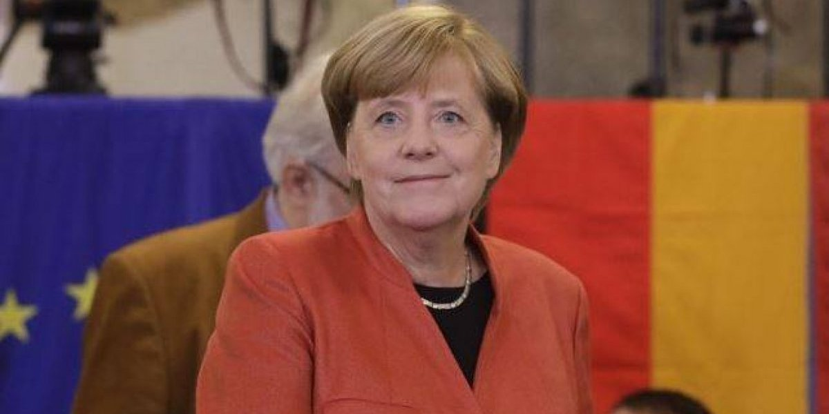 Merkel dice tener mandato para formar nuevo gobierno