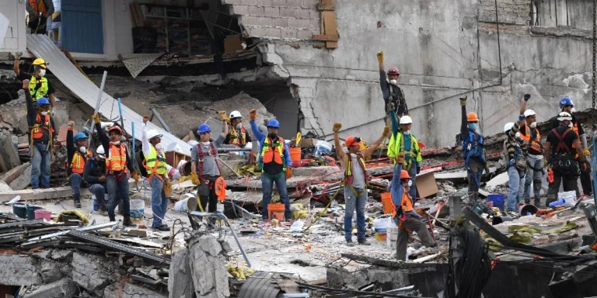 Damnificados del sismo en México mantienen la esperanza de tener un nuevo hogar