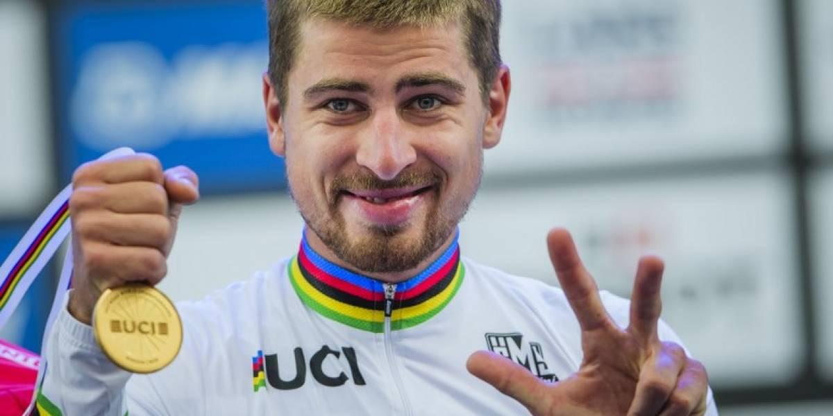 ¡Hace historia! Peter Sagan consigue su tercer Mundial consecutivo