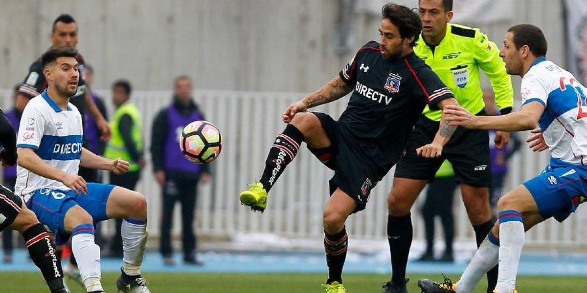 Sigue invicto: Unión Española rescató empate ante Antofagasta