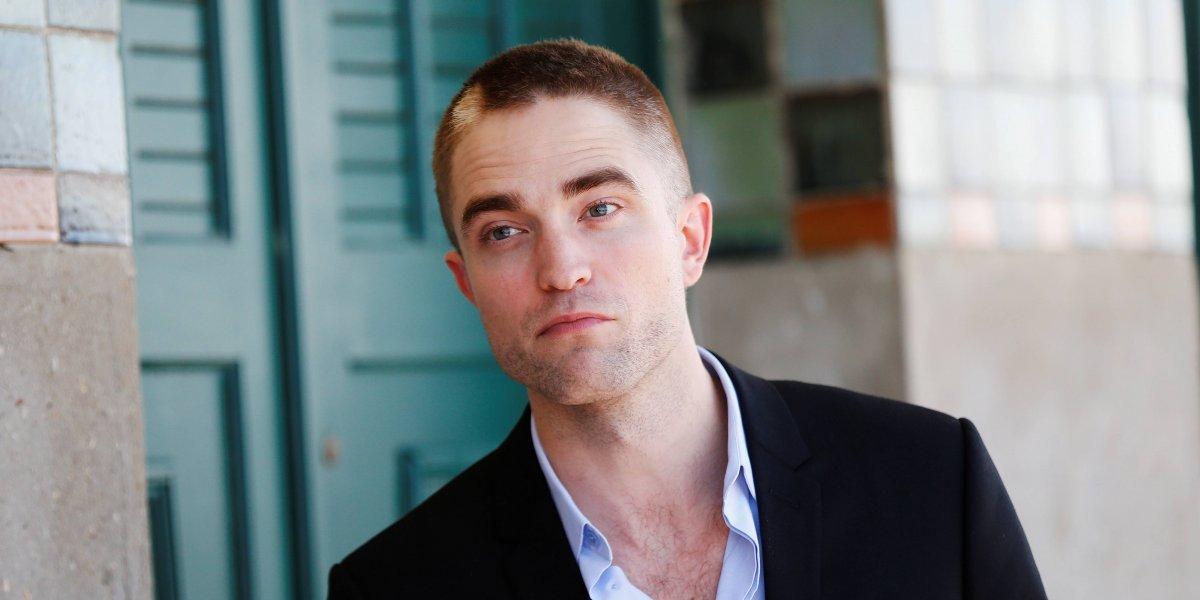 El extravagante cambio de look de Robert Pattinson para su nueva película