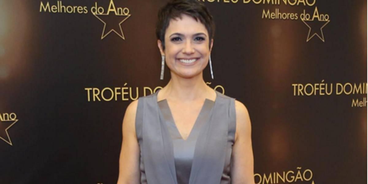 Sandra Annenberg revela a idade e deixa público em choque