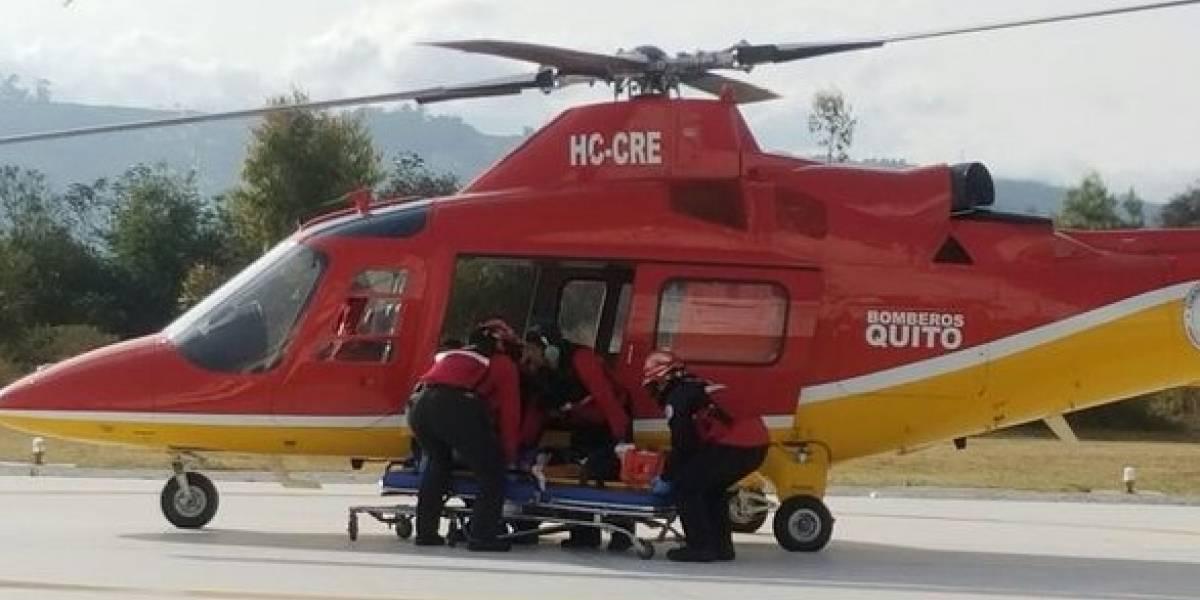 Un fallecido tras accidente de tránsito en San José de Minas