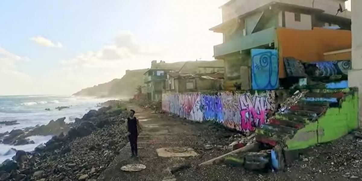 """Barrio de """"Despacito"""" quedó devastado tras paso del huracán María"""