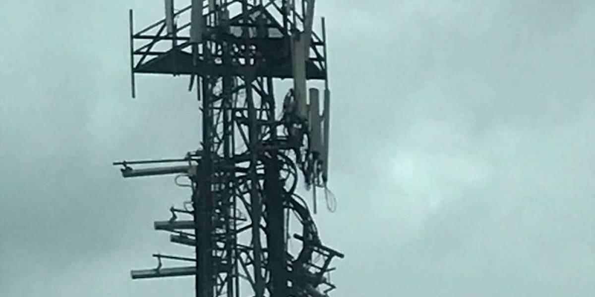 Gobernador ofrece detalles sobre las señales de comunicaciones
