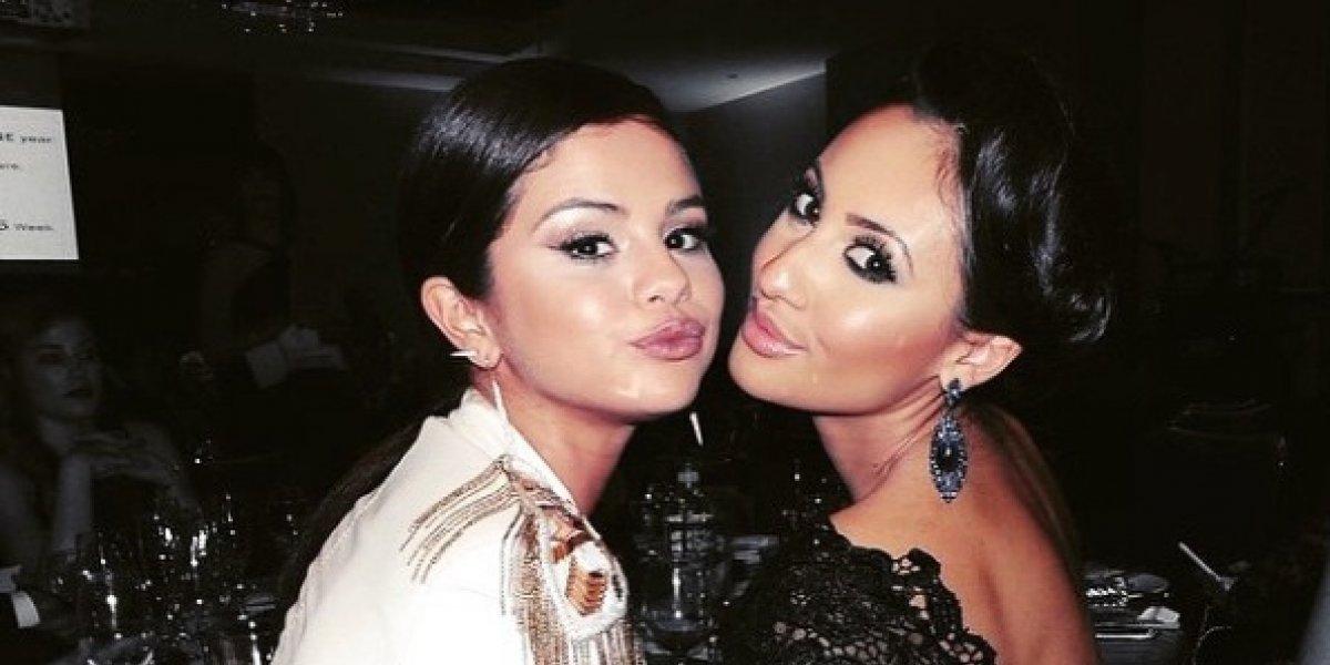 Tras donarle un riñón a Selena Gomez, Francia muestra sus cicatrices de la operación