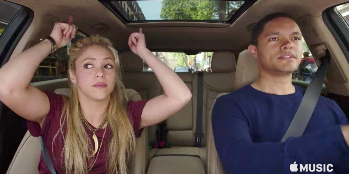 VIDEO. Shakira comete una imprudencia y vuelve a crear polémica