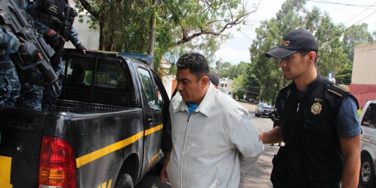Sindicado de violación de menor de 14 años es capturado en Mixco