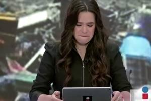 Yuriria Sierra soltó el llanto al dar una trágica noticia