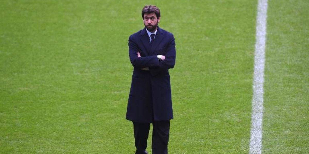 Presidente de la Juve vendió entradas a la barra brava y fue condenado con un año de suspensión