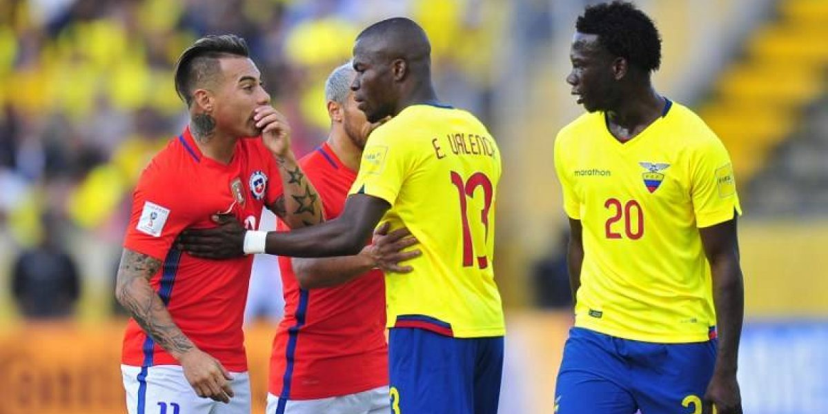 Ecuador definió su lista de convocados para enfrentar a Chile y Argentina