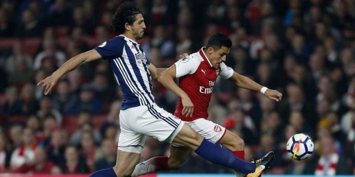 Minuto a minuto: Arsenal recibe al West Bromwich con Alexis de titular