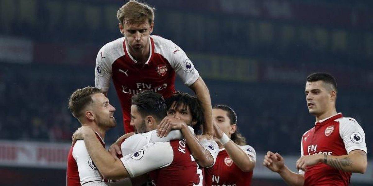 Arsenal se recupera en la Premier League con un partidazo de Alexis
