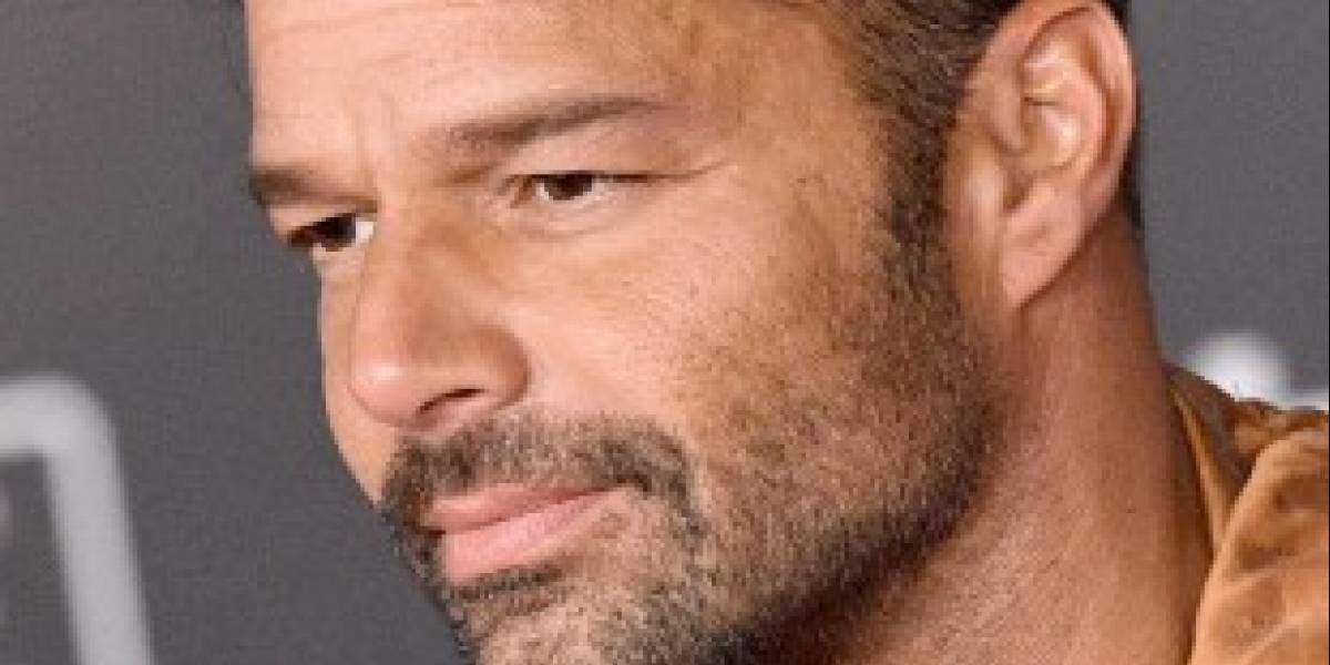 Foto: Así luciría Ricky Martin si fuera mujer