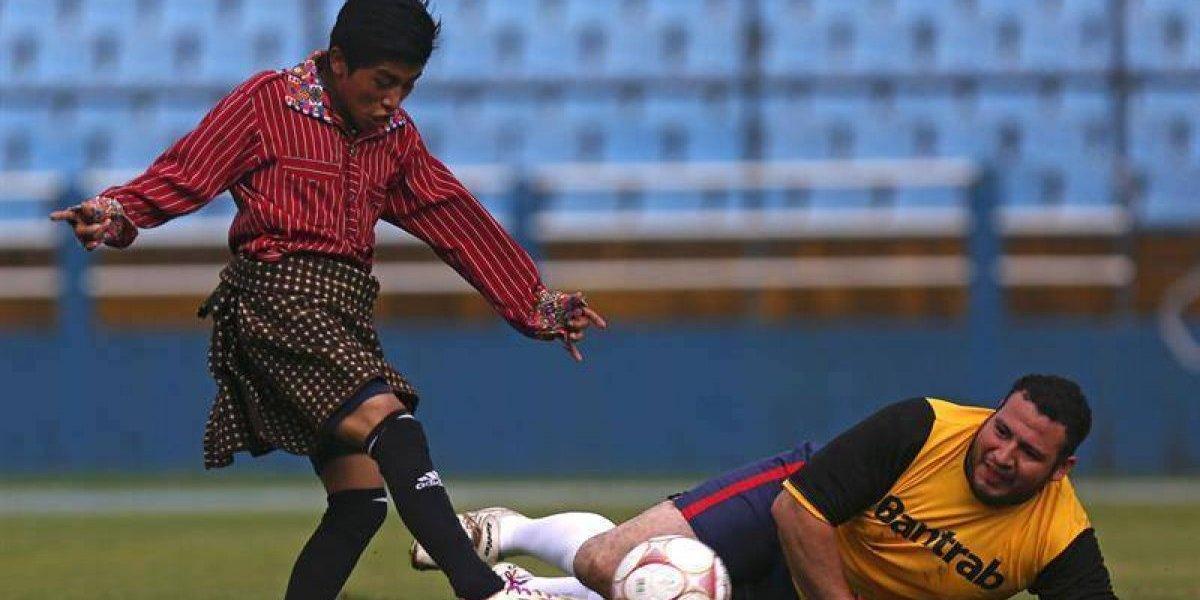 ¡Qué orgullo! El Xejuyup debutó en la capital y sueña con la Liga Nacional