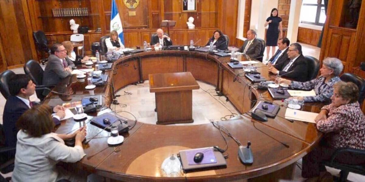 #ElecciónCSJ: Fracasa primer intento, Dávila obtuvo cinco votos a favor