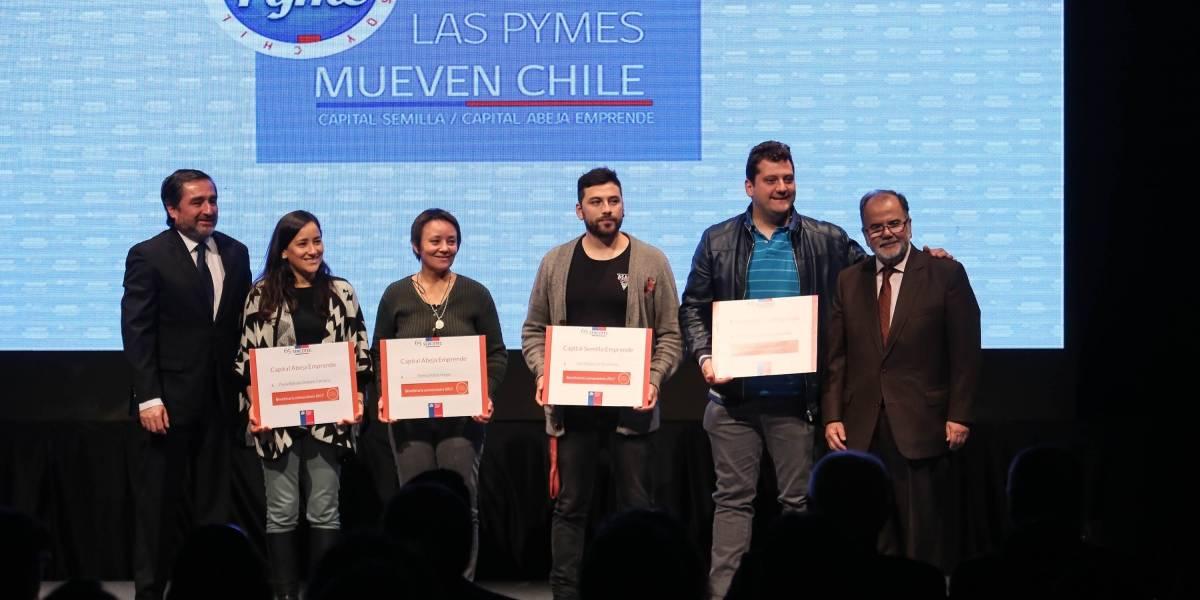 Comenzó la Semana de la Pyme: conoce algunos ganadores de fondos Semilla y Abeja