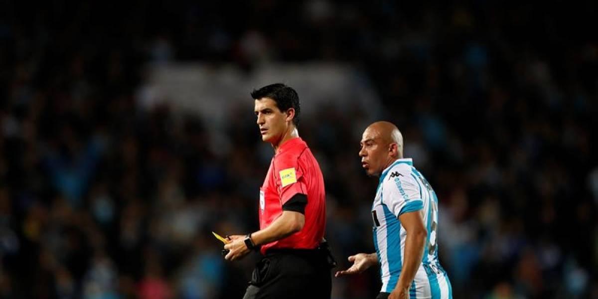 Por agresión a un árbitro, suspendieron el fútbol en Uruguay
