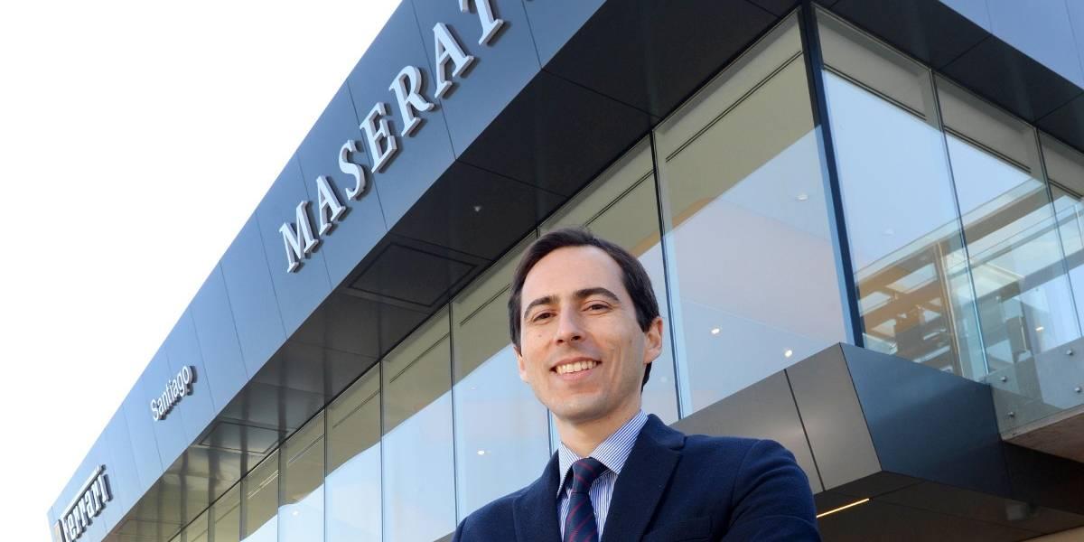 Ferrari y Maserati tienen nuevo gerente general