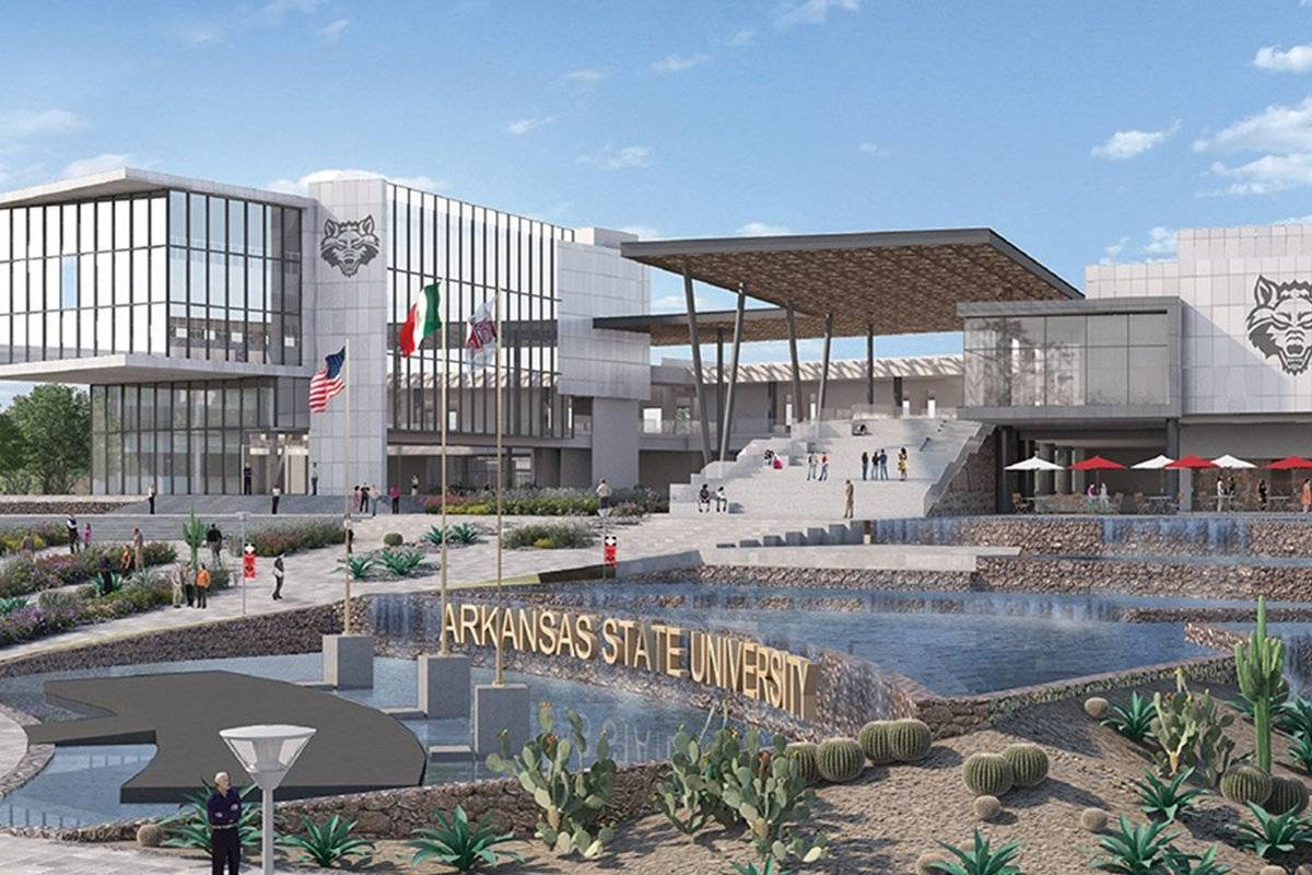 Arkansas state university inaugura campus en quer taro for Universidades sabatinas en queretaro