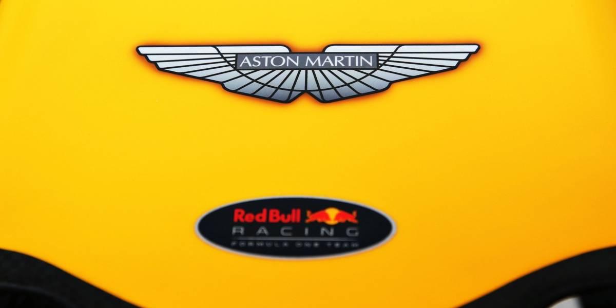 Red Bull e Aston Martin