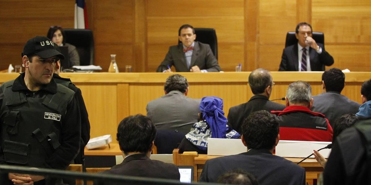 Ministerio público concluyó con rendición de pruebas de caso Luchsinger Mackay