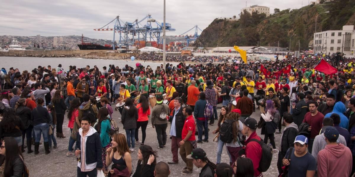 """Gobernación cerrará tres playas del puerto mientras dure la fiesta """"Mil Tambores"""""""