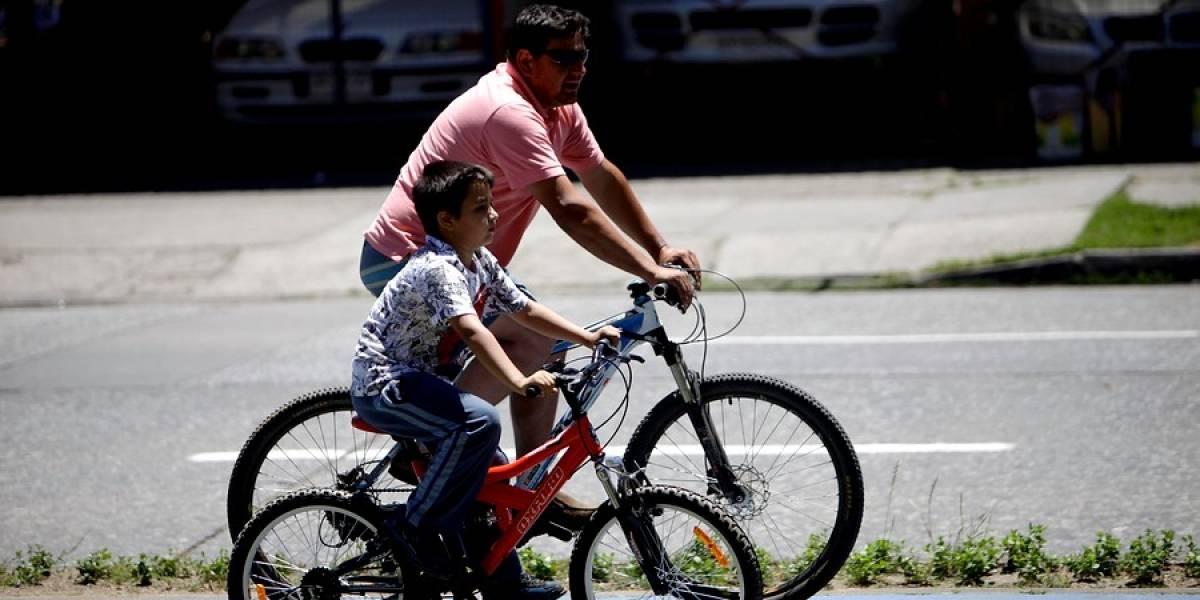 Estudiantes de 7º y 8º irán al colegio en bicicleta gracias a programa piloto