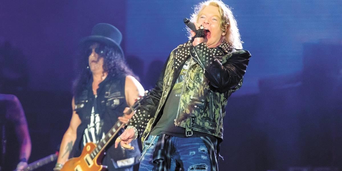 Com Guns N' Roses e Travis Scott, Lollapalooza 2020 tem line-up divulgado