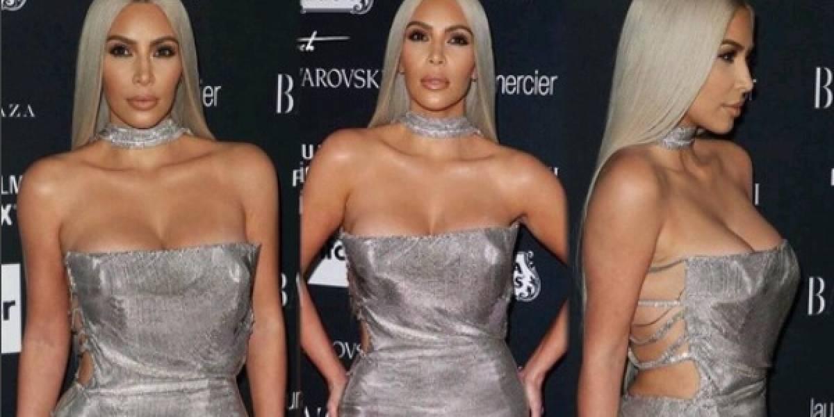 Kim Kardashian, sin aliento a sus seguidores