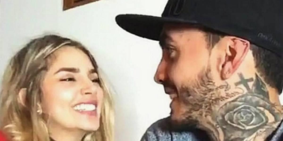 Melina Ramírez y Mateo Carvajal tienen el mismo tatuaje: estas fotos serían la prueba