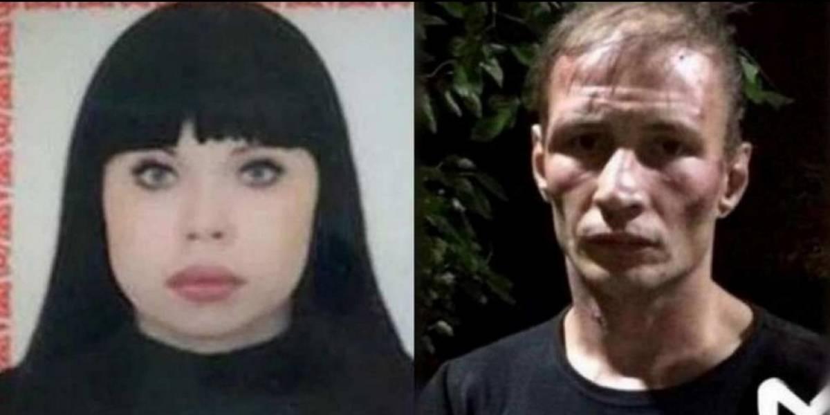Capturada pareja caníbal que se habría alimentado de 30 personas